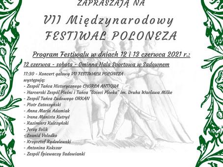 VII Międzynarodowy Festiwal Poloneza