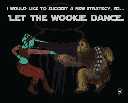 Let the Wookie Dance - 2014