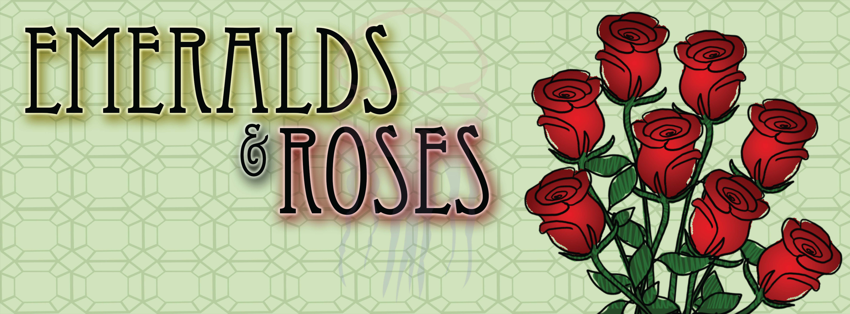 Emeralds and Roses Social Media Page Header- 2014
