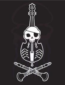 Pirate Swing logo Year 8 - 2017