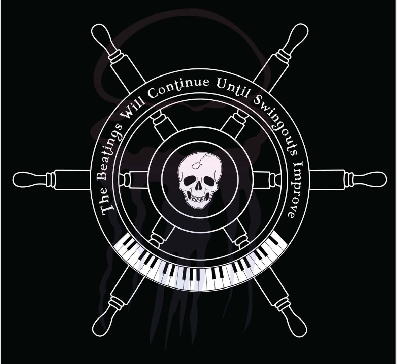Pirate Swing logo Year 5 - 2014