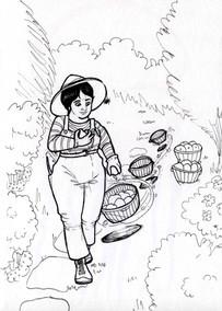 Witchvember 2016 - Garden Witch