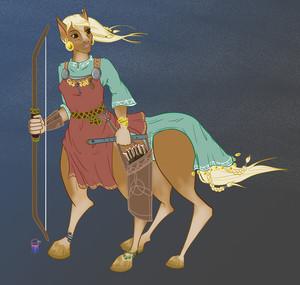 BONUS ROUND 2 - Centaur Redraw