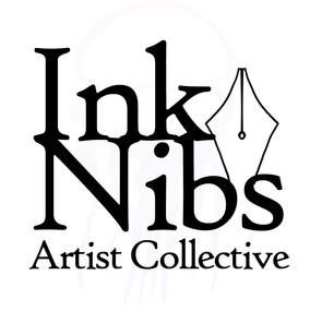 Ink Nibs Artist Collective Logo - 2012