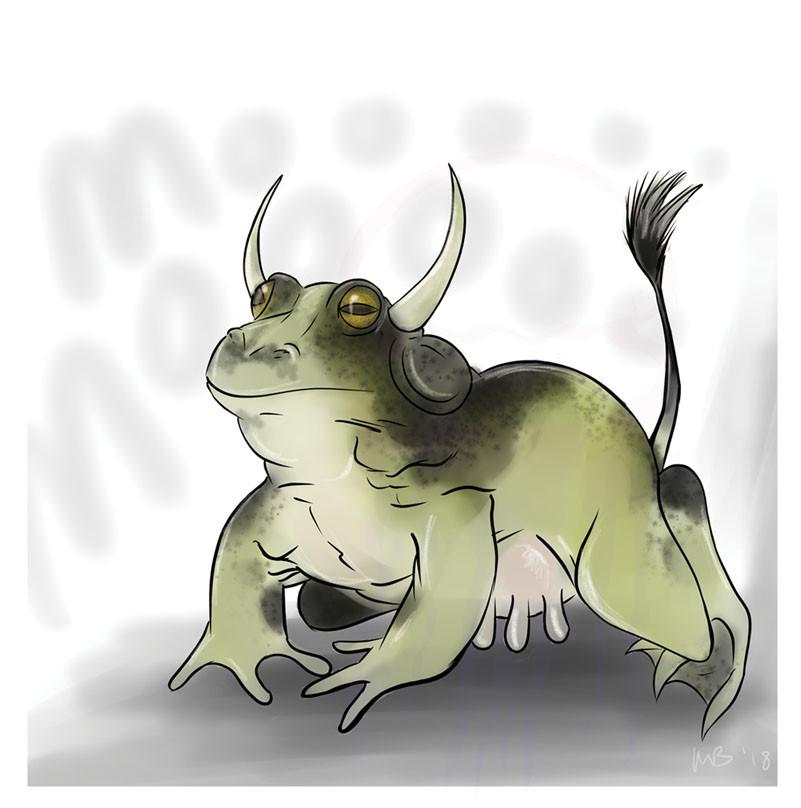 Bull Frog - 2018