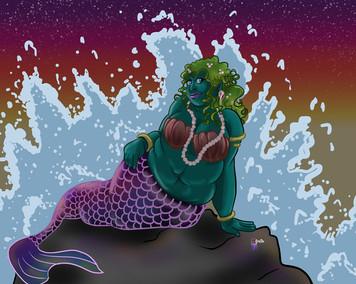 Day 5 - Mermaid