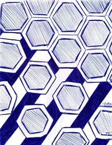 2019 Inktober - Pattern