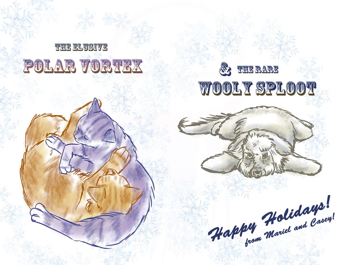Holiday Card - 2019 - Interior