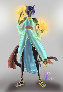 Catches Starlight Character Portrait 2020 - Full Body