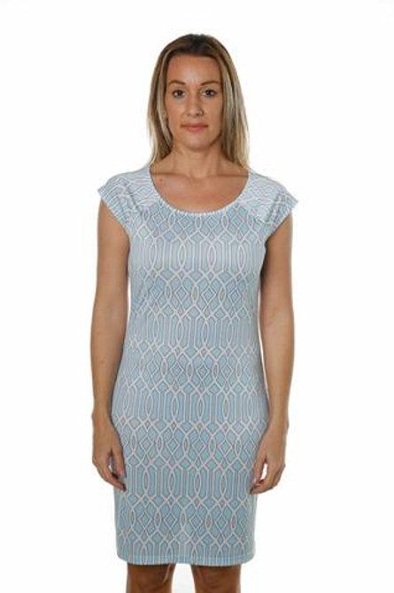 Jean Pierre Klifa Bimini sleeveless dress