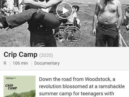 ✊Crip Camp 2020✊