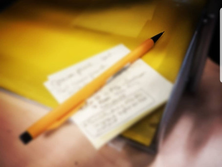 The Unexpected Utility Of Post-it Notes