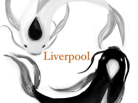 """in2gr8mentalhealth talks"" in Liverpool"