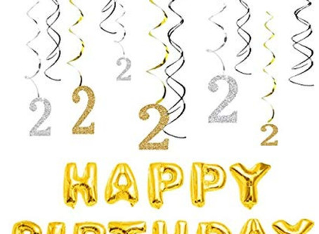 🌟Happy 2nd Birthday to in2gr8mentalhealth!🌟