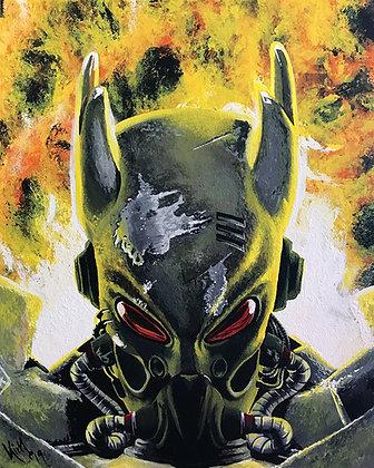 Fallout #3 Canvas Print