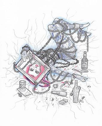Frame of Mind Digital Print