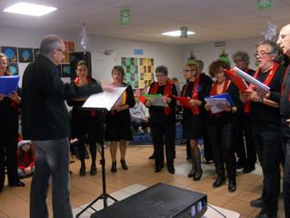 Murviel : concert de Noël pour Lez'arts de la Grenouille