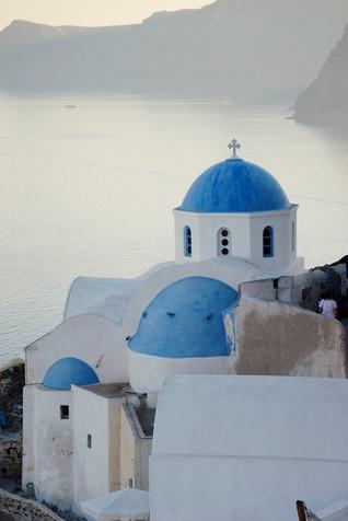 SANTORINI | Grecia