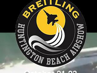 Huntington Beach Airshow Oct 21-23