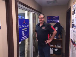 Fly Light Sport CA office!