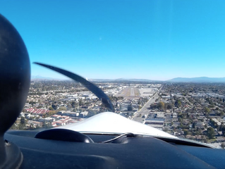 Great Day over Fullerton
