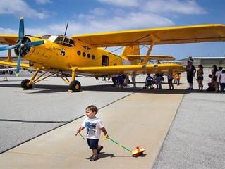 May 7 is Airport Day at KFUL