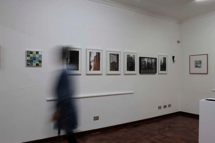 vista parcial da exposição