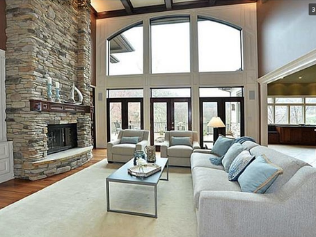 Million dollar listing sells with Professional Home Staging!