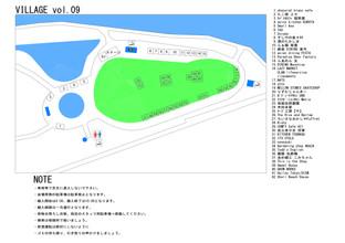 会場マップ/店舗配置図