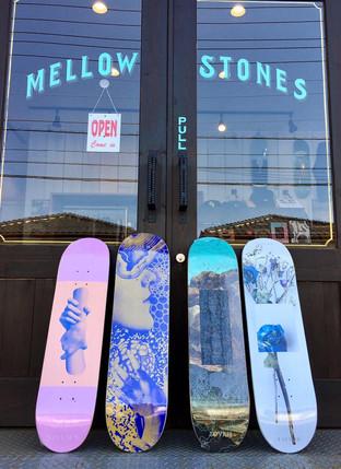 MELLOW STONES SKATESHOP【スケートグッズ】