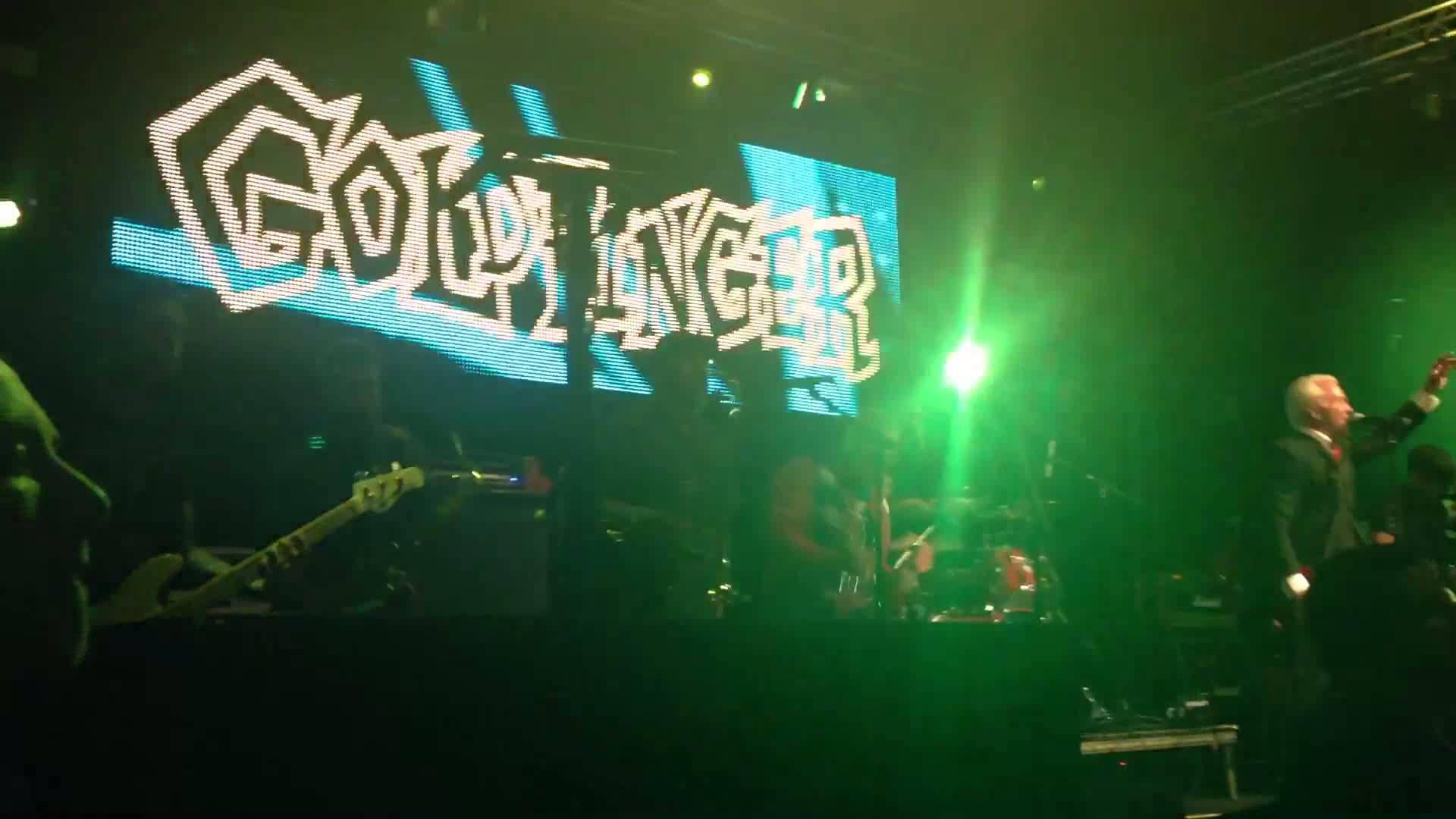 goldfinger live