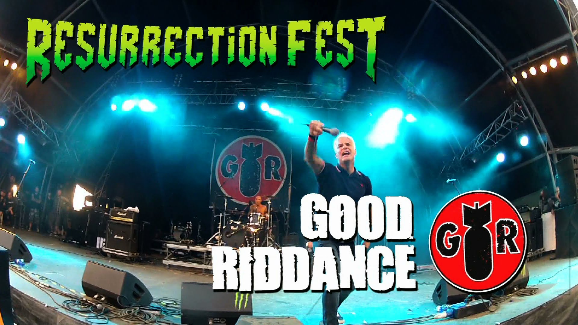 good riddanc resurrection Festival