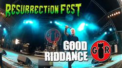 good riddanc resurrection Festival