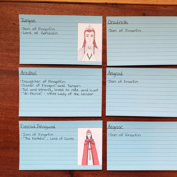 Character Cards 2
