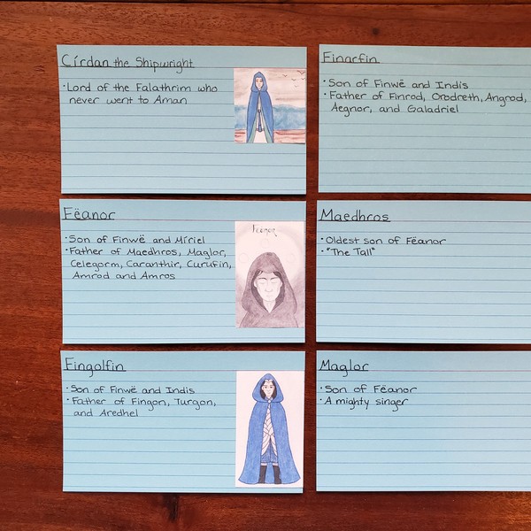 Character Cards 3
