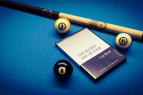 The Secret Art Of Pool DVD
