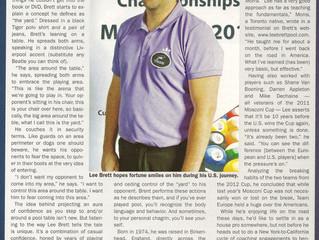 Billiards Digest Article