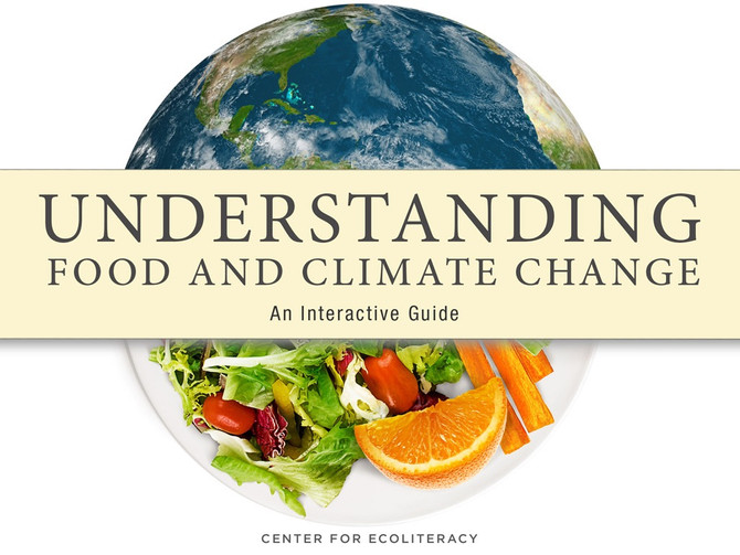Free online interactive book explaining the connections between climate change and our food system.