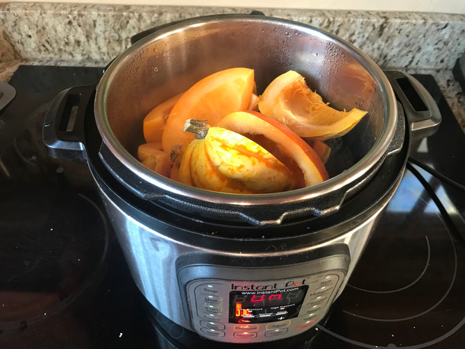 The Instant Pot is a Super Hero of the Energy Efficient kitchen!