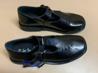 Ladies Leather Gro Shu Shoes Size 10