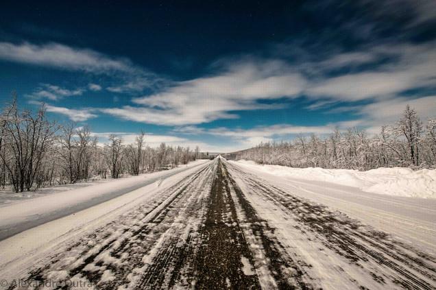 Lapônia-Winter