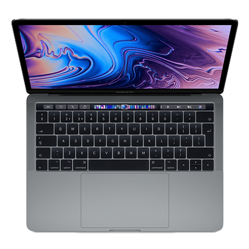 13-inch Touch Bar and Touch ID 2.0GHz Quad-Core Processor 512GB Storage