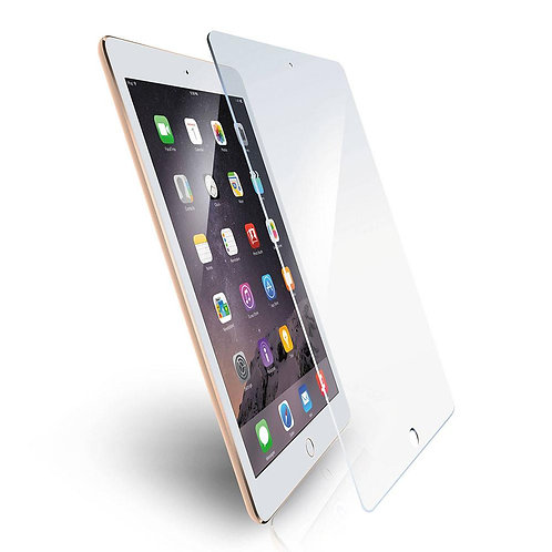 Premium tempered glass screen protector for iPad