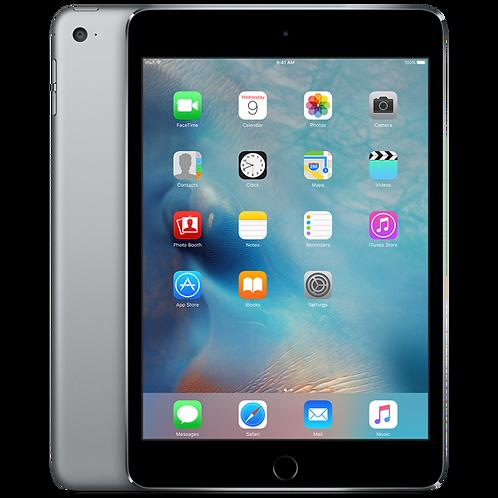 iPad mini 4 128GB Wi-Fi + Cellular - Space Gray