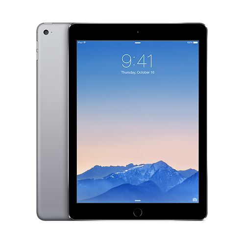 iPad 128GB with Wi-Fi + Cellular - SpaceGray