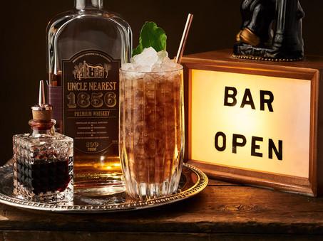 Uncle Nearest cocktail