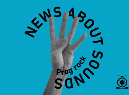 NEWS ABOUT SOUNDS, episodio 1: prog rock.