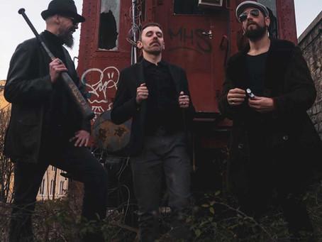 Anche le macchine hanno sentimenti: i Beat on Rotten Woods e il loro esordio discografico.