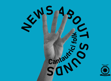 NEWS ABOUT SOUNDS, episodio 2: Cantautrici folk