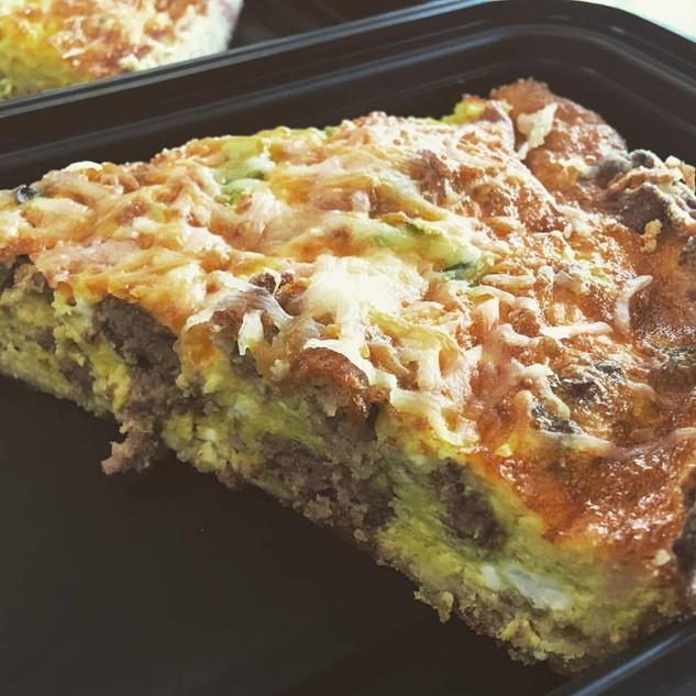 Breakfast Pizza Keto
